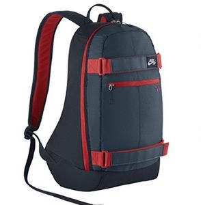 Nike SB Embarca Blue Red Medium BackPack